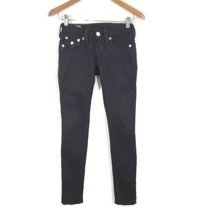 True Religion Misty Skinny Jeans Size 23